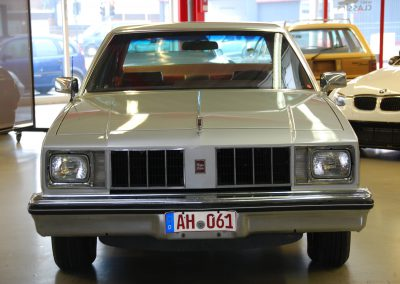 Oldsmobile Cutlass Sold