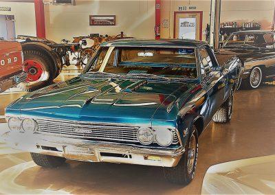 Chevrolet El Camino Sold