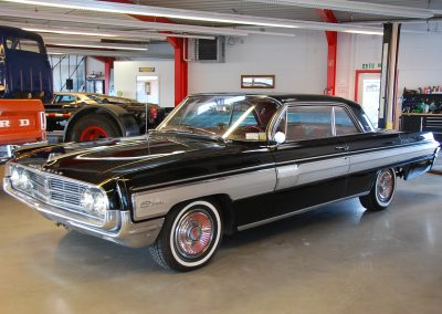 Oldsmobile Starfire Sold